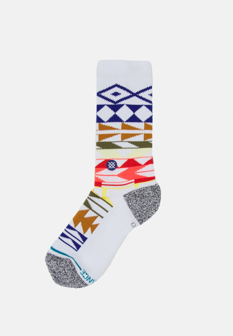 Stance - WARRIOR  - Calcetines - white/multi-coloured