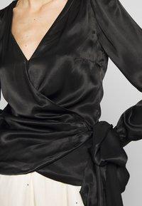 MICHAEL Michael Kors - WRAP - Bluser - black - 5
