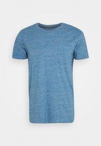 SLIM FIT - T-shirts basic - light blue