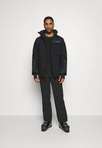 Icepeak - FREIBERG - Snow pants - black - 1