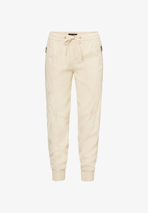 PANTS - Tracksuit bottoms - raw sand