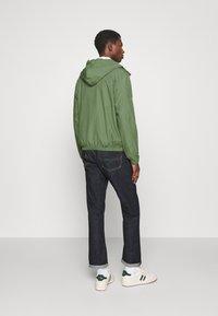 Polo Ralph Lauren - POPLIN HOODED JACKET - Tunn jacka - cargo green - 2