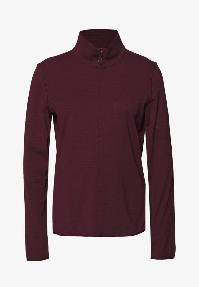 OUTRACK - Fleece jumper - winetasting