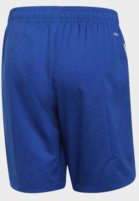 adidas Performance - CONDIVO 20 PRIMEGREEN SHORTS - Sports shorts - blue - 9