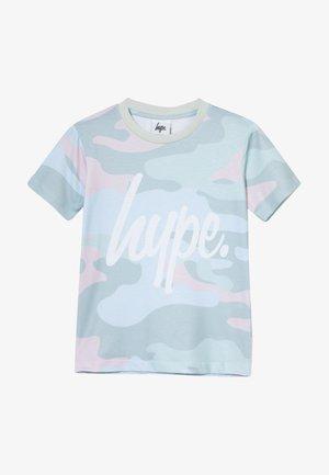 BOYS - Print T-shirt - multicoloured