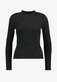 Monki - SAMINA - Long sleeved top - black - 3