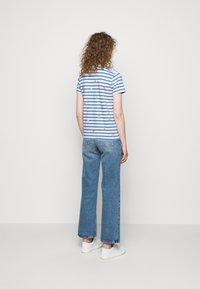 Polo Ralph Lauren - T-shirt con stampa - blue/white - 2