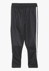 adidas Performance - TAN PANT  - Tracksuit bottoms - black/white - 1
