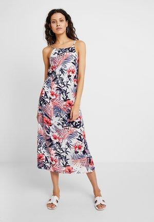 PRINTED DRESS - Długa sukienka - multicolor