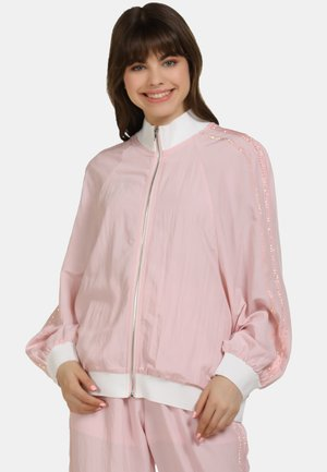Training jacket - rosa