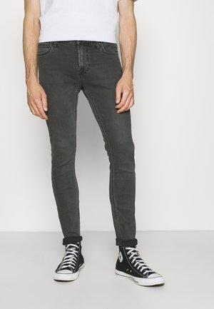 MALONE - Slim fit -farkut - worn in ellis