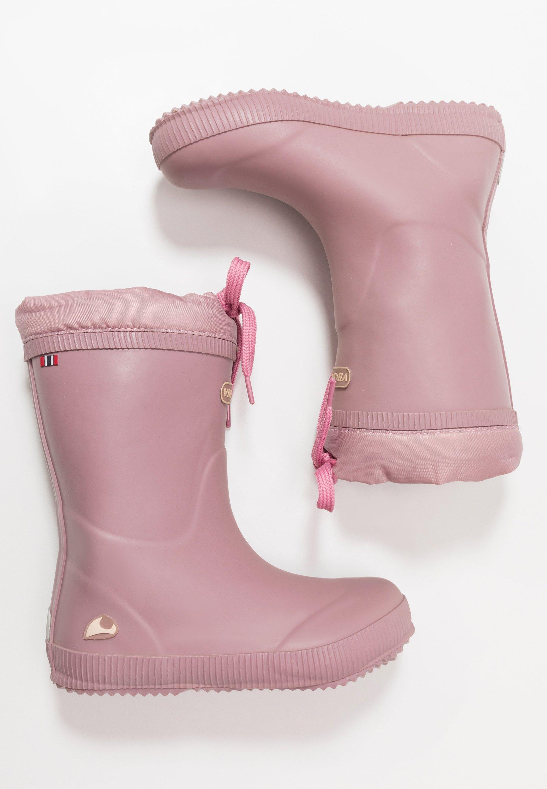 støvler viking dame rosa