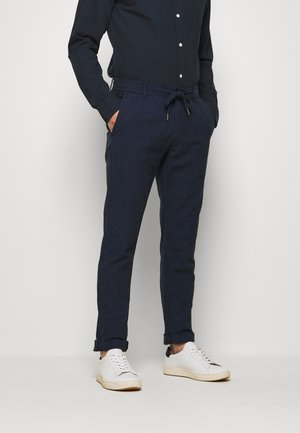 PANTS - Trousers - dark blue