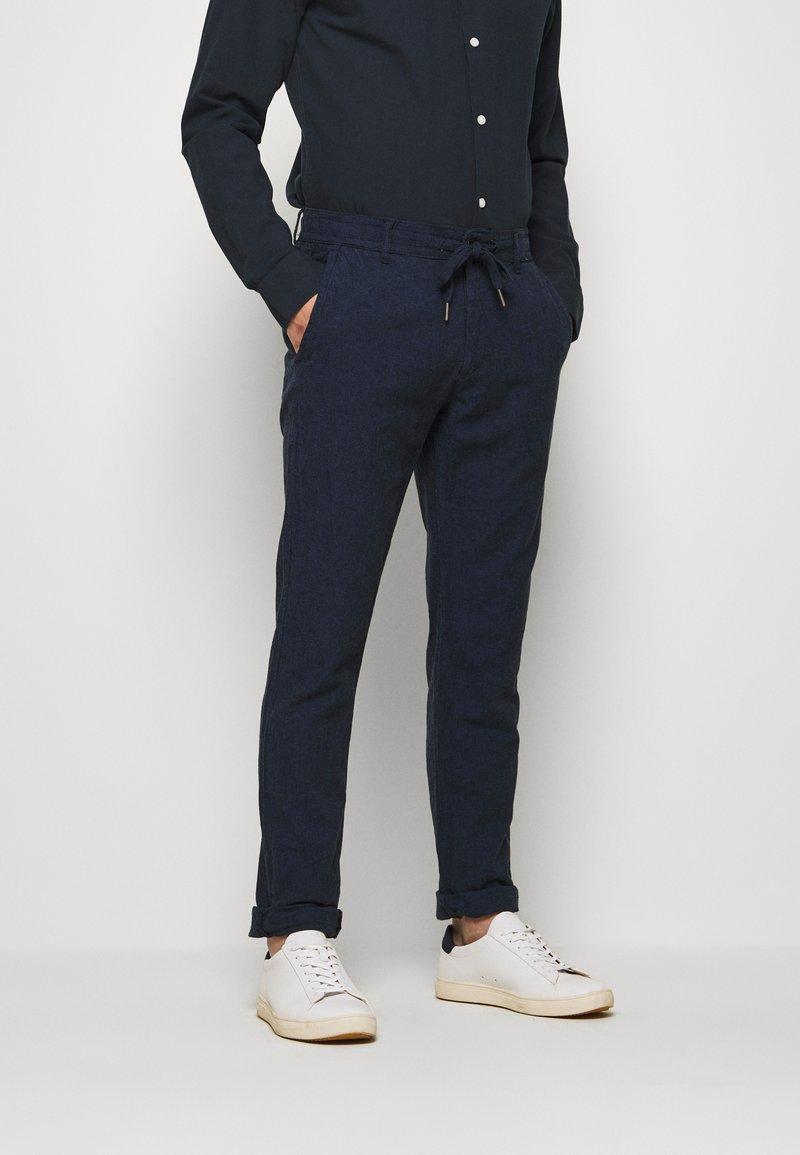 Lindbergh - PANTS - Pantalon classique - dark blue