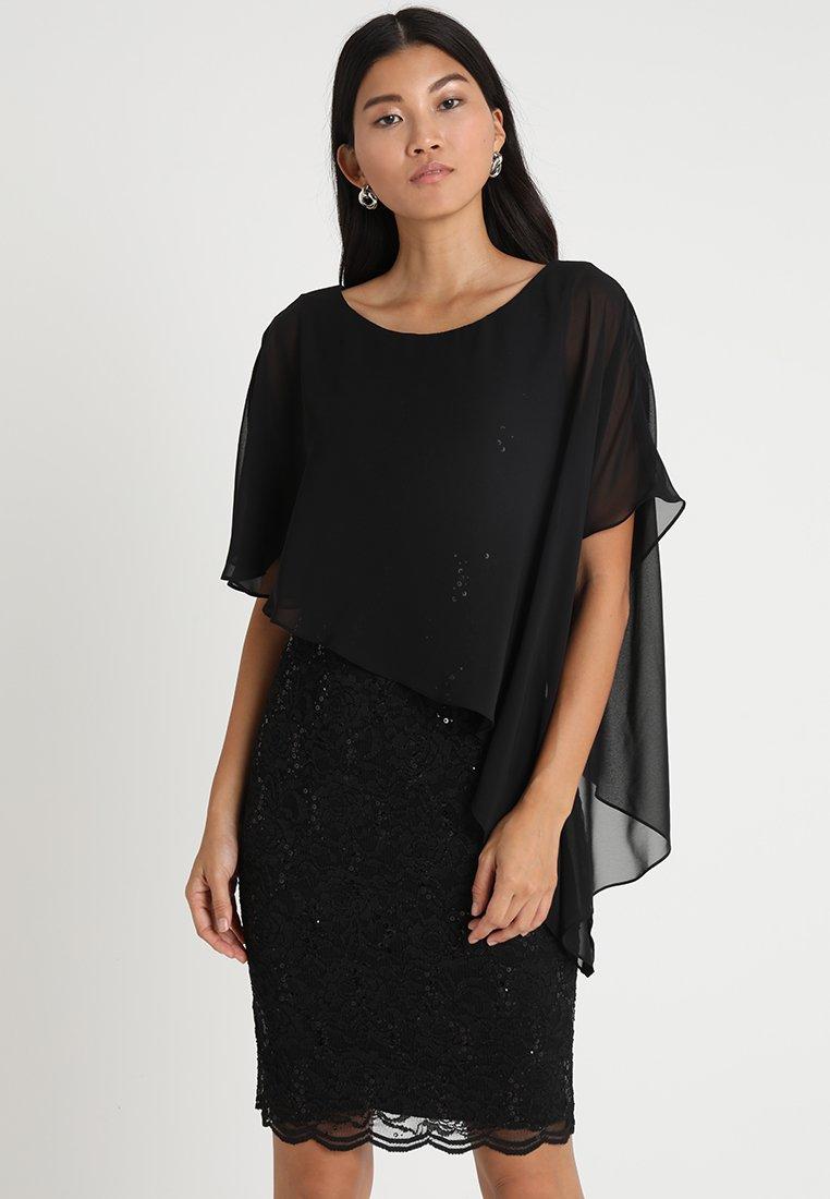 Swing - Koktejlové šaty/ šaty na párty - black