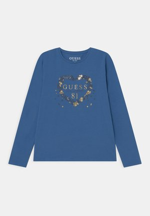 JUNIOR  - Long sleeved top - bleu/olimpo blue