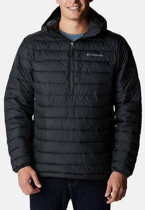 INSULATED POWDER LITE™ ANORAK - Winter jacket - black