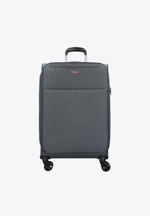 XLIGHT - Wheeled suitcase - steel grey