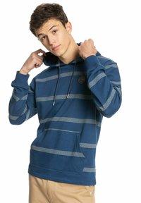 Quiksilver - HOOD - Sweatshirt - blue - 0