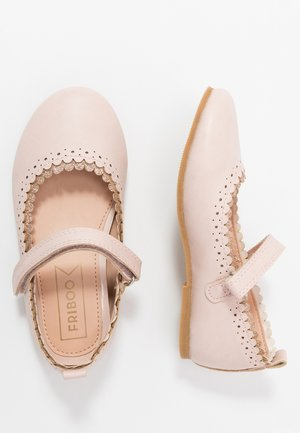 Ballerinasko m/ rem - light pink