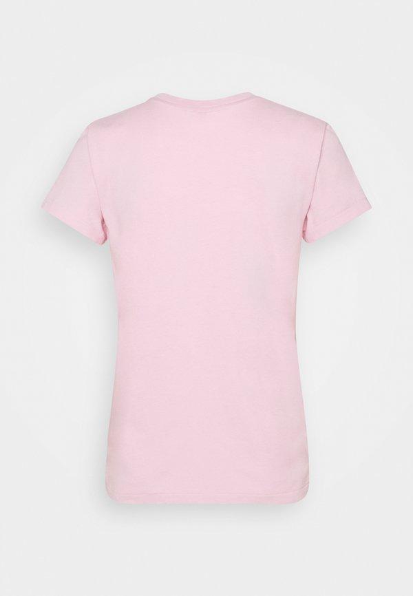 Polo Ralph Lauren T-shirt basic - garden pink Kolor jednolity Odzież Damska FNKN FB 1