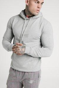SIKSILK - SMART OVERHEAD HOODIE - Sweat à capuche - grey marl - 4