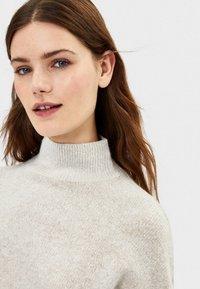 Bershka - Pullover - light grey - 3