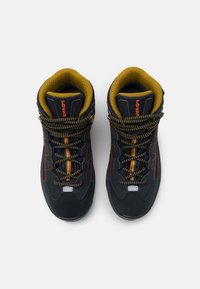 Lowa - APPROACH GTX MID JUNIOR UNISEX - Hiking shoes - navy - 3