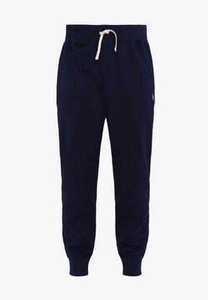 CUFF PANT - Teplákové kalhoty - cruise navy