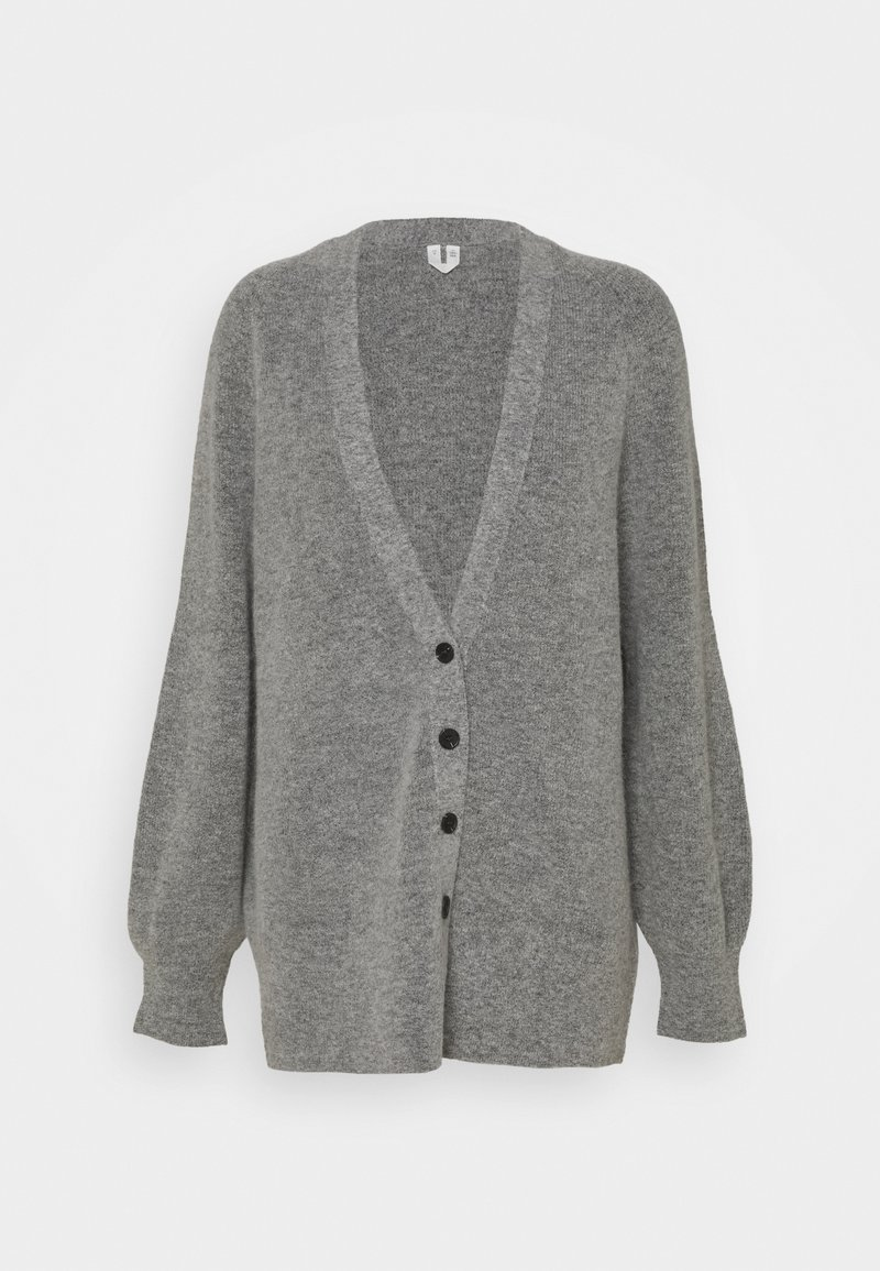 ARKET - Cardigan - light grey melange