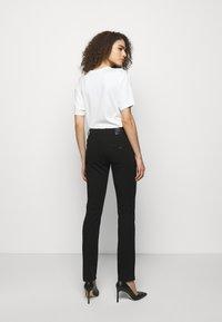 Emporio Armani - Jeans Skinny Fit - black denim - 2
