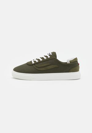 G-DAILY UPCYCLED UNISEX - Zapatillas - olive