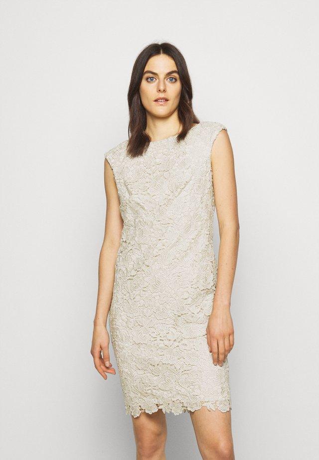 SPARKLE DRESS - Juhlamekko - ivory