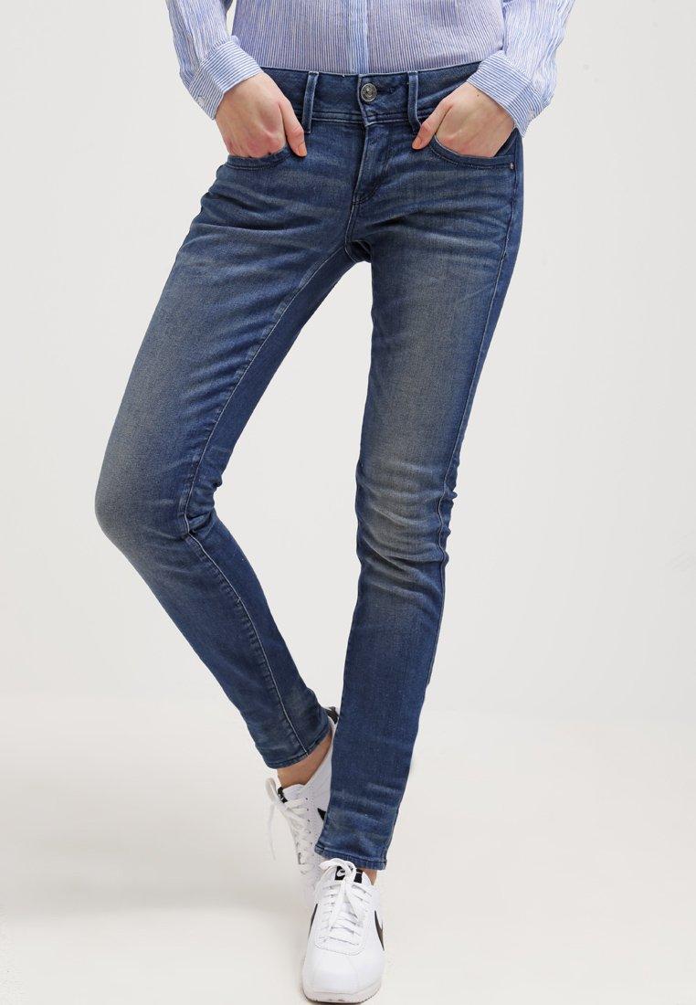 Women LYNN MID SKINNY - Jeans Skinny Fit