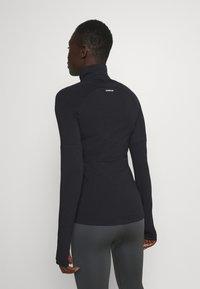 adidas Performance - Long sleeved top - black - 2