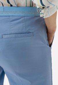 BRAX - STYLE MARON - Trousers - sky blue - 4