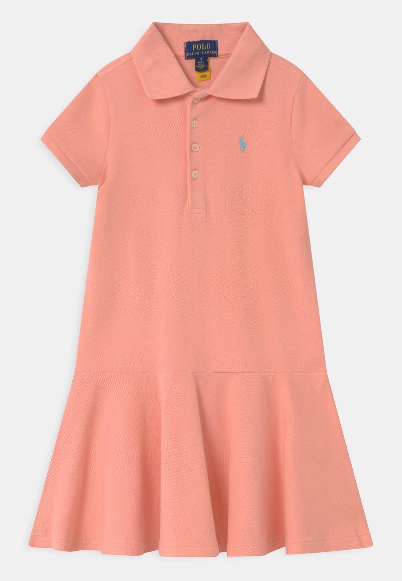 Polo Ralph Lauren - Denní šaty - deco coral