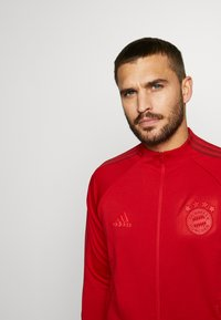 adidas Performance - FCB ANTHEM - Club wear - red - 3