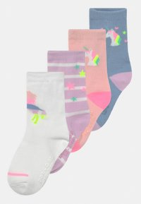 GAP - TODDLER UNISEX 4 PACK - Socks - multi-coloured - 0