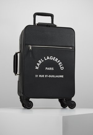 RUE ST GUILLAUME TROLLEY - Wheeled suitcase - black