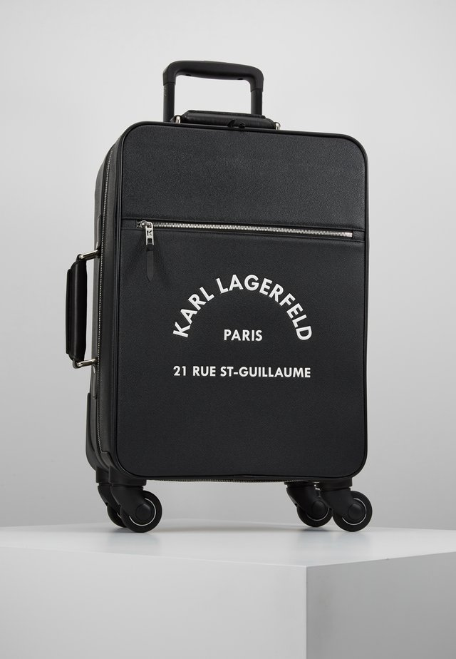 RUE ST GUILLAUME TROLLEY - Trolley - black