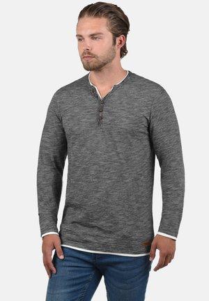 BELAGOS - Long sleeved top - black