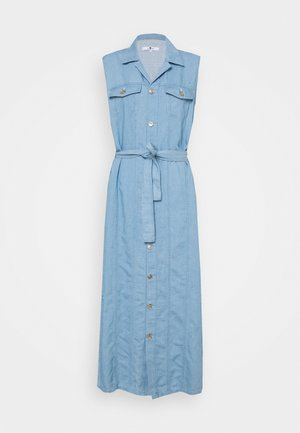 LORI DRESS ANGELINO - Shirt dress - light blue