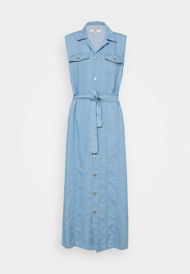 LORI DRESS ANGELINO - Blousejurk - light blue