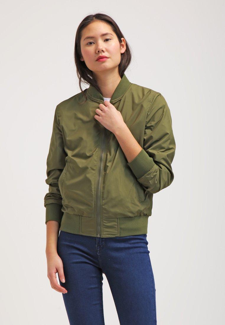 Urban Classics - Bomber Jacket - olive