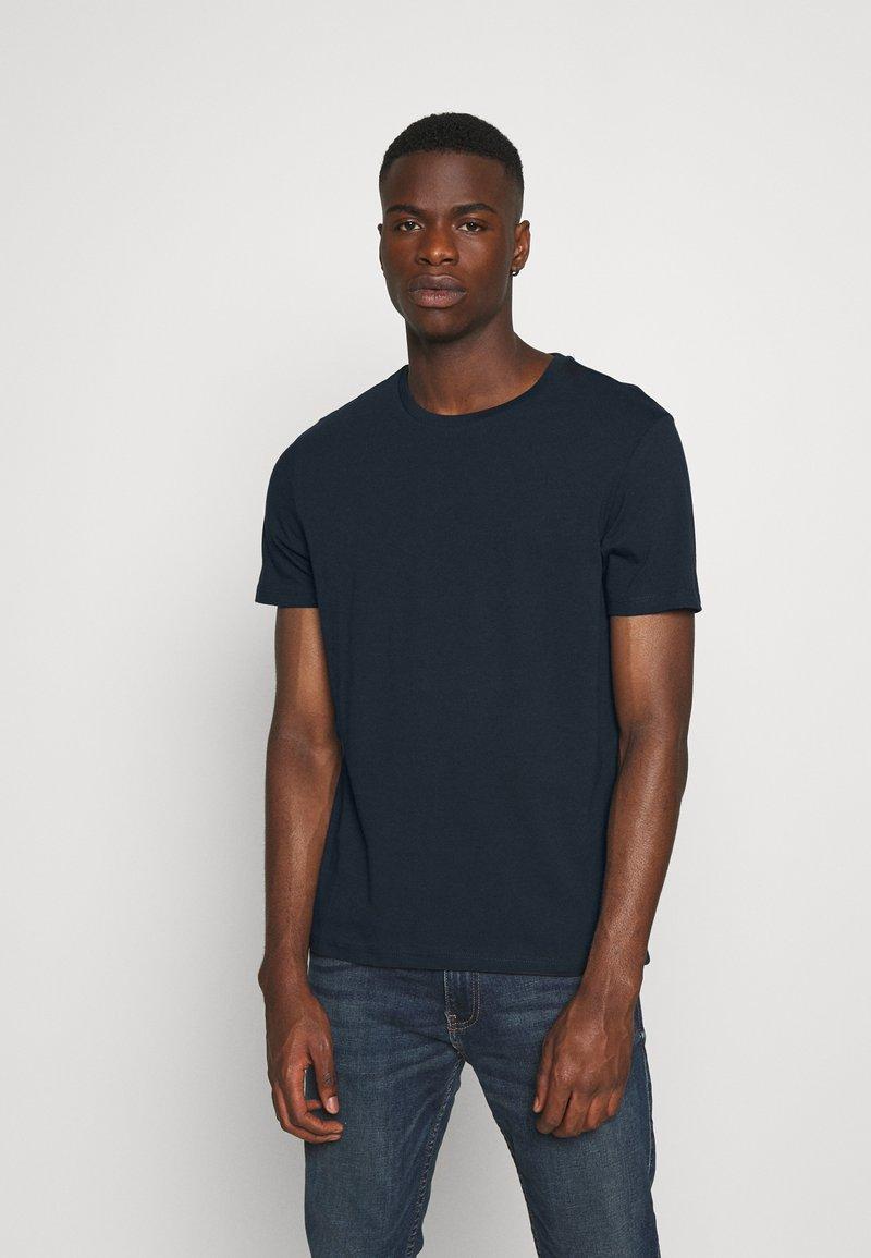 Burton Menswear London BASIC 5 PACK - T-Shirt basic - pink OQd0fr