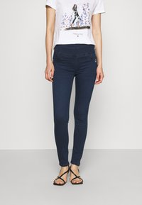 Patrizia Pepe - PANTS - Jeans Skinny Fit - parade blue wash - 0