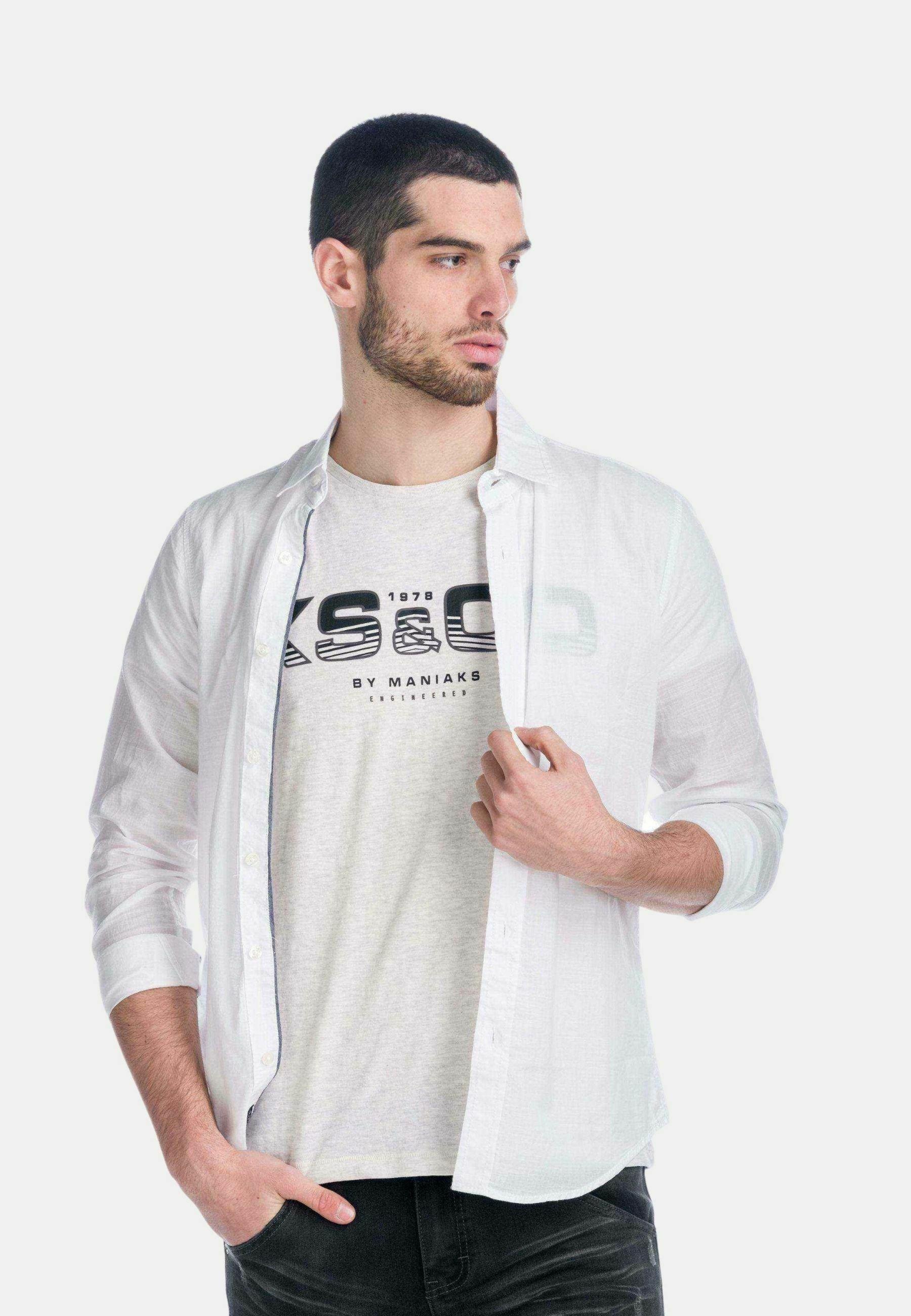 Hombre FLUIDA - Camisa