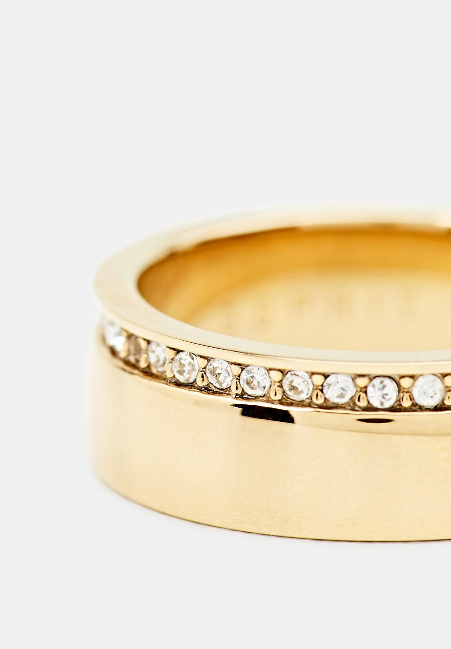 Esprit Ring - Gold-coloured/gold