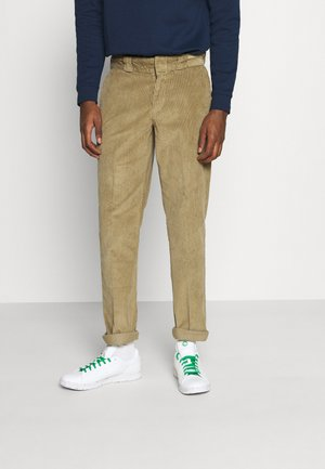 FORT POLK CORD  - Trousers - khaki